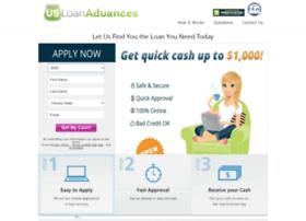 usloanadvances.com