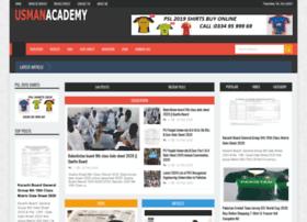 usmanacademy.com