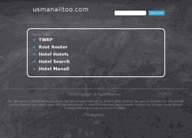 usmanalitoo.com