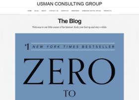 usmanconsulting.com