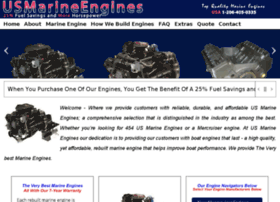 usmarineengine.com