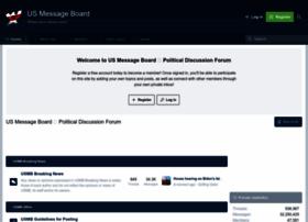 usmessageboard.com