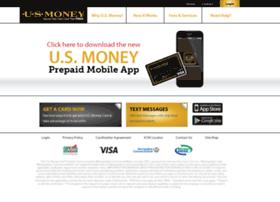 usmoneycard.com