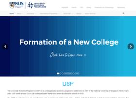 usp.nus.edu.sg