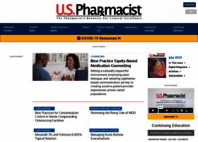uspharmacist.com