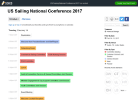 ussailingnationalconference2017.sched.org