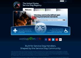 usservicedogregistry.org