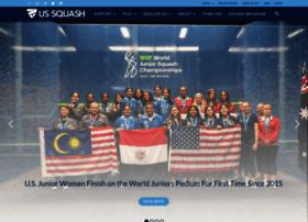 ussquash.com