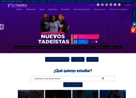 utadeo.edu.co