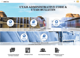 utah.eregulations.us