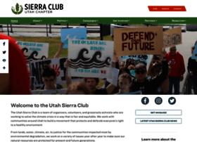 utah.sierraclub.org