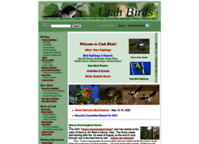 utahbirds.org