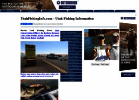 utahfishinginfo.com