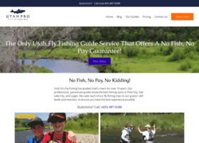 utahproflyfishing.com