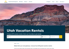 utahvacationhomes.com