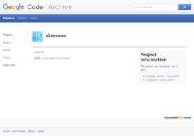 utbecons.googlecode.com