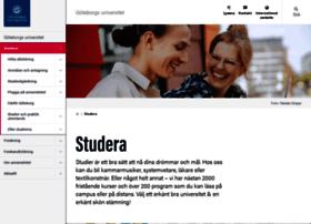 utbildning.gu.se