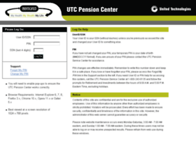 utcpensioncenter.com
