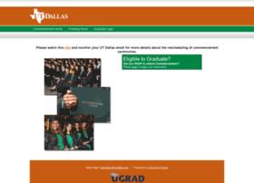 utdgraduationtickets.universitytickets.com