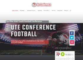 utefootball.org