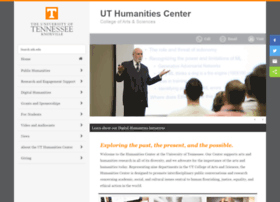 uthumanitiesctr.utk.edu
