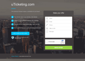 uticketing.com