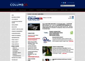 utilities.columbus.gov