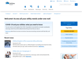 utilitieskingston.com