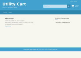 utility-cart.org