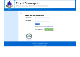 utility.shreveportla.gov
