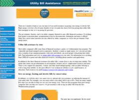 utilitybillassistance.com