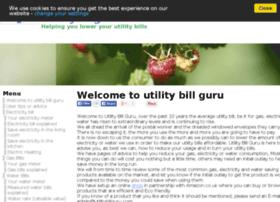 utilitybillguru.com