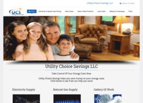 utilitychoicesavings.com