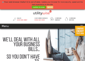 utilitywise.com