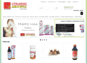 utkarshayurveda.com
