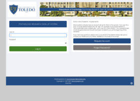 utoledo.sona-systems.com