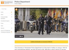utpolice.utk.edu