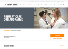 utprimarycare.org