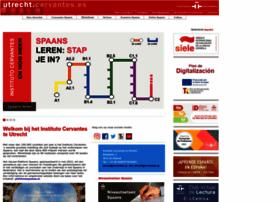 utrecht.cervantes.es