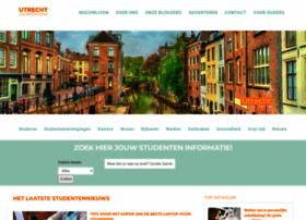 utrechtstudentenstad.nl