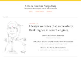 uttambhaskar.com