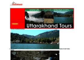 uttarakhandroadways.com