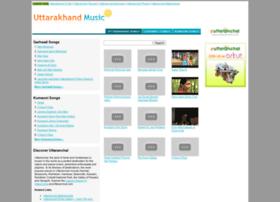 uttaranchalmusic.com