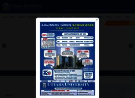 uttarauniversity.edu.bd