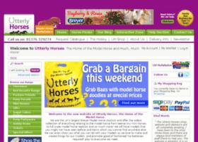 utterlyhorses.co.uk