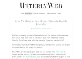 utterlyweb.com