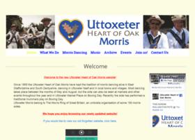 uttoxetermorrismen.org.uk