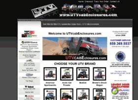 utvcabenclosures.com