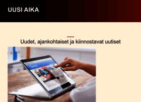 uusiaika-lehti.fi