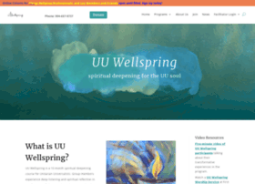 uuwellspring.org